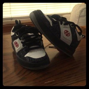 Kids Heely Skate Shoes size 12c (Run Small)